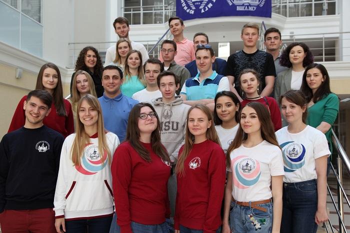 Отчетно-выборная конференция СНО ВШГА МГУ